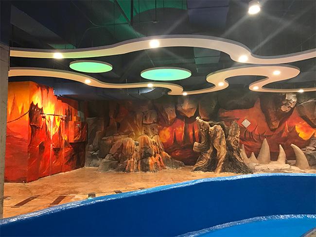 园区介绍-七星海世界城堡